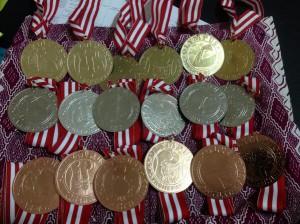 Medali Olympus