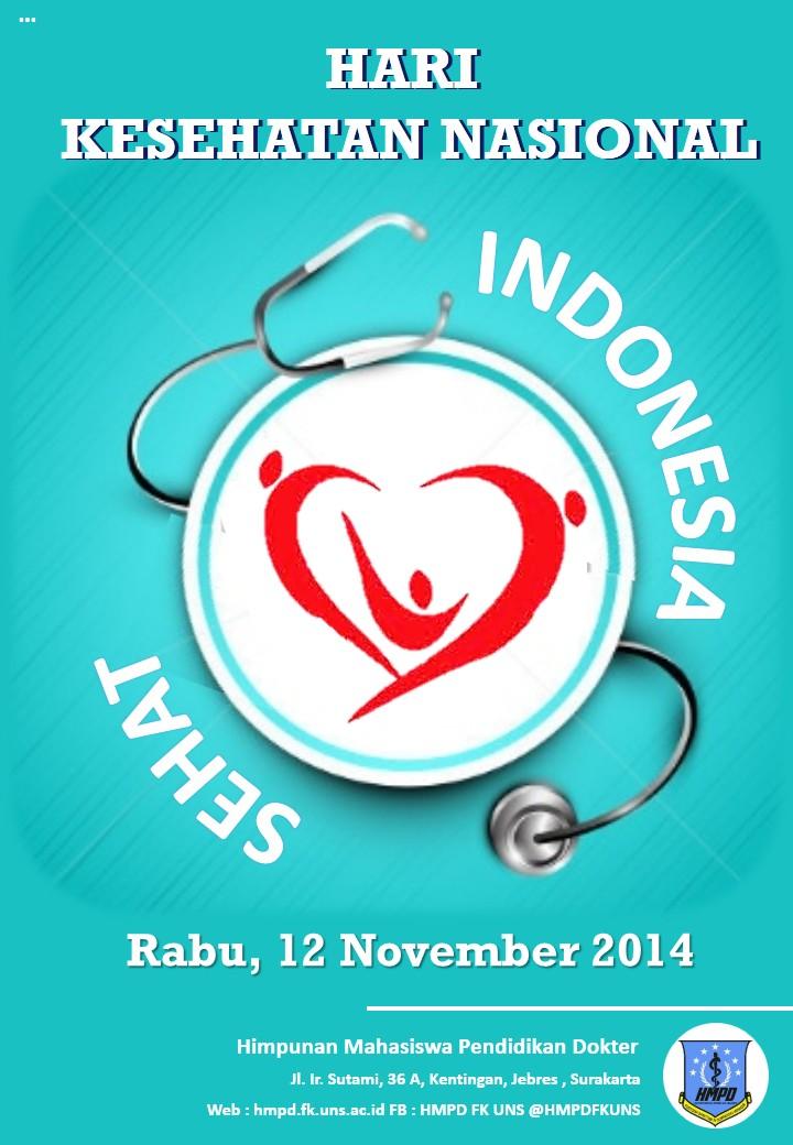 Hari Kesehatan Nasional (HKN)